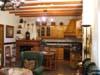 Open plan reception room/ kitchen