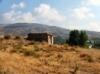 hut on land