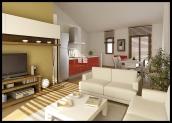 Sample interior design - 67m Duplex - Casa Al Misbah