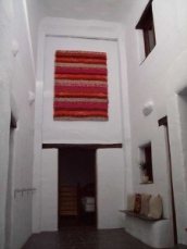 Courtyard in guest house