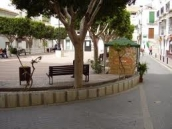 Plaza in Albuñol