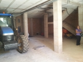 ground floor garage