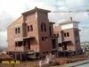 photo of villa under construction